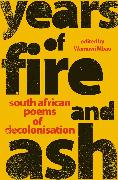 Cover-Bild zu Mbao, Wamuwi: Years of Fire and Ash