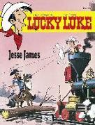 Cover-Bild zu Goscinny, René: Jesse James