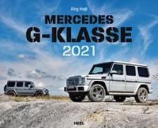 Cover-Bild zu Hajt, Jörg (Fotograf): Mercedes-G-Klasse 2021