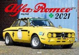 Cover-Bild zu Hajt, Jörg (Fotograf): Alfa Romeo 2021