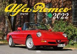 Cover-Bild zu Hajt, Jörg (Fotograf): Alfa Romeo 2022