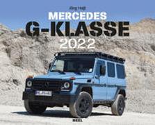 Cover-Bild zu Hajt, Jörg (Fotograf): Mercedes-G-Klasse 2022
