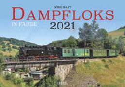 Cover-Bild zu Hajt, Jörg (Fotograf): Dampfloks in Farbe 2021