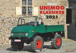 Cover-Bild zu Hajt, Jörg (Fotograf): Unimog Klassiker 2021
