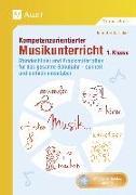 Cover-Bild zu Kompetenzorientierter Musikunterricht 1. Klasse von Joschko, Jennifer