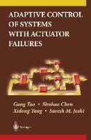 Cover-Bild zu Tao, Gang: Adaptive Control of Systems with Actuator Failures