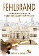 Cover-Bild zu Dörmer, Henrich: Fehlbrand