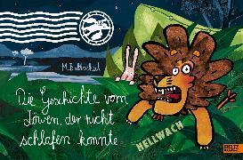 Cover-Bild zu Baltscheit, Martin: Die Geschichte vom Löwen, der nicht schlafen konnte