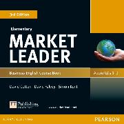 Cover-Bild zu Market Leader 3rd Edition Elementary Coursebook Audio CD (2) von Cotton, David