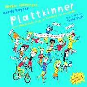Cover-Bild zu Colmorgen, Wiebke: Plattkinner
