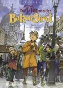 Cover-Bild zu Djian, Jean-Blaise: Die Vier von der Baker Street 02 - Die Akte Raboukin