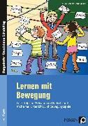 Cover-Bild zu Lernen mit Bewegung von Wieden, Dorit