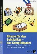 Cover-Bild zu Rituale für den Schulalltag - das Komplettpaket von Schmidt, Jochen