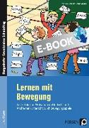 Cover-Bild zu Lernen mit Bewegung (eBook) von Wieden, Dorit
