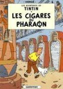 Cover-Bild zu Herge: Les Aventures de Tintin 04. Les cigares du pharaon