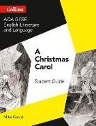 Cover-Bild zu Gould, Mike: AQA GCSE (9-1) English Literature and Language - A Christmas Carol