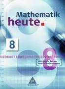 Cover-Bild zu Mathematik heute 8 - Ausgabe 2004 Mittelschule Sachsen. Schülerband