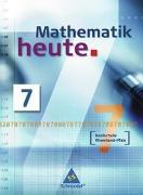 Cover-Bild zu Mathematik heute 7. Schülerband. Realschule Rheinland-Pfalz