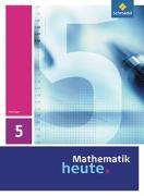Cover-Bild zu Mathematik heute 5. Schülerband.Thüringen