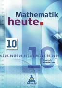 Cover-Bild zu Mathematik heute 10. Schülerband. Realschule. Niedersachsen