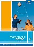 Cover-Bild zu Mathematik heute 9. Schülerband. Realschulbildungsgang. Sachsen
