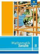 Cover-Bild zu Mathe heute 8. Schülerband. Nordrhein-Westfalen