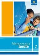 Cover-Bild zu Mathe heute 7. Schülerband. Niedersachsen