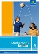 Cover-Bild zu Mathematik heute 9. Schülerband. Hauptschulbildungsgang. Sachsen