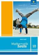 Cover-Bild zu Mathematik heute 10. Arbeitsheft. Niedersachsen