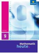 Cover-Bild zu Mathematik heute 9. Schülerband. Realschule. Sachsen-Anhalt