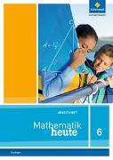 Cover-Bild zu Mathematik heute 6. Arbeitsheft. Sachsen