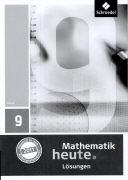Cover-Bild zu Mathematik heute - Ausgabe 2011 für Hessen von Postel, Helmut