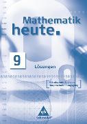 Cover-Bild zu 9. Klasse: Mathematik heute - Ausgabe 2004 Mittelschule Sachsen - Mathematik heute/SN