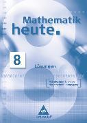 Cover-Bild zu 8. Klasse: Mathematik heute - Ausgabe 2004 Mittelschule Sachsen - Mathematik heute/SN