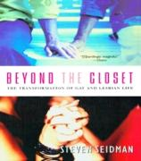 Cover-Bild zu Seidman, Steven: Beyond the Closet (eBook)