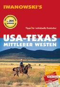 Cover-Bild zu Brinke, Dr. Margit: USA-Texas & Mittlerer Westen - Reiseführer von Iwanowski