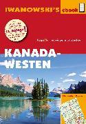Cover-Bild zu Auer, Kerstin: Kanada Westen mit Süd-Alaska - Reiseführer von Iwanowski (eBook)