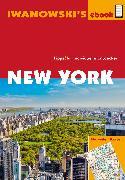 Cover-Bild zu Bromberg, Marita: New York - Reiseführer von Iwanowski (eBook)