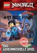 Cover-Bild zu LEGO® NINJAGO® - Das geheimnisvolle Spiel