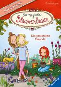 Cover-Bild zu Der magische Blumenladen für Erstleser, Band 4: Die gestohlene Freundin
