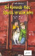 Cover-Bild zu Meier, Carlo: Die Kaminski-Kids: Spurlos verschwunden (eBook)