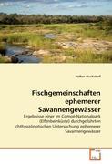 Cover-Bild zu Fischgemeinschaften ephemerer Savannengewässer von Huckstorf, Volker