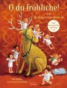 Cover-Bild zu O du fröhliche! Das Weihnachtsliederbuch von Swoboda, Annette (Illustr.)