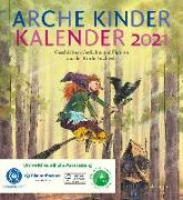 Cover-Bild zu Arche Kinder Kalender 2021 von Härtling, Sophie (Hrsg.)