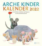 Cover-Bild zu Arche Kinder Kalender 2022 von Härtling, Sophie (Hrsg.)