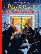 Cover-Bild zu Überfall aufs Samichlaushaus