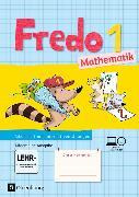 Cover-Bild zu Fredo - Mathematik 1. Schuljahr. Ausgabe A. Neubearbeitung. Arbeitsheft mit interaktiven Übungen auf scook.de von Balins, Mechtilde