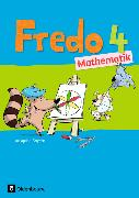 Cover-Bild zu Fredo - Mathematik 4. Schuljahr. Ausgabe B. Schülerbuch mit Kartonbeilagen. BY von Balins, Mechtilde