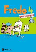 Cover-Bild zu Fredo - Mathematik 4. Schuljahr. Ausgabe A - Neubearbeitung. Schülerbuch mit Kartonbeilagen von Balins, Mechtilde