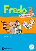 Cover-Bild zu Fredo - Mathematik 1. Schuljahr. Ausgabe B. Schülerbuch mit Kartonbeilagen. BY von Balins, Mechtilde